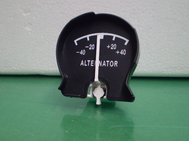 68-70 B BODY RALLYE AMMETER GAUGE - Click Image to Close
