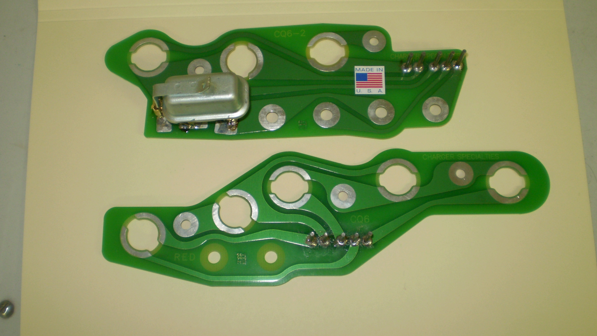 67-71 A BODY DART, SCAMP NON RALLY CIRCUIT BOARD WITH LIMITER