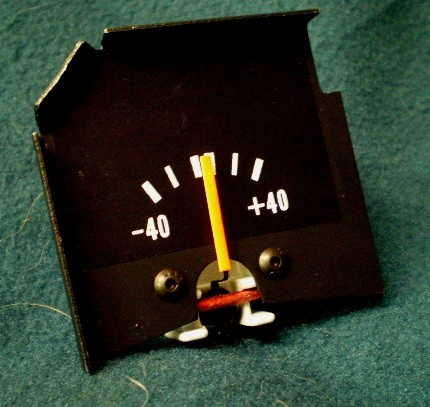 72-76 A BODY DUSTER, DART SPORT, VALIANT AMMETER GAUGE