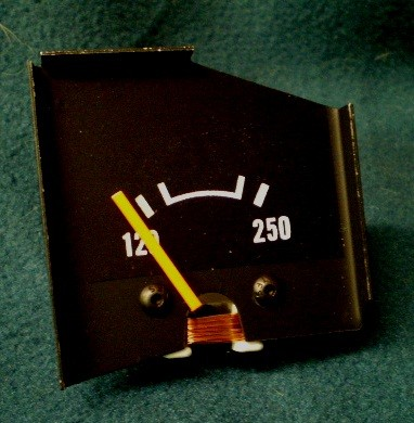 72-76 A BODY DUSTER, DART SPORT, VALIANT TEMPERATURE GAUGE