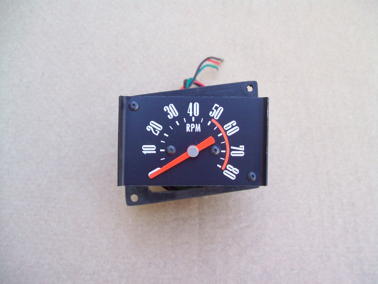 66-67 DODGE CORONET IN DASH TACHOMETER